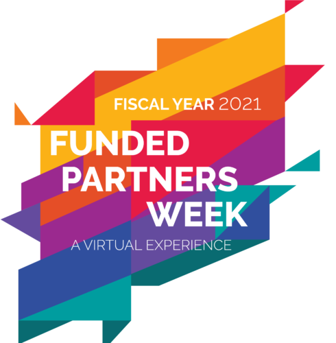 Logotipo de FY21 FP Mtg_Funded Partners Week FY21